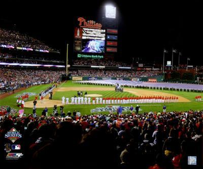 Citizens Bank Park Game 3 of the 2008 MLB World Series