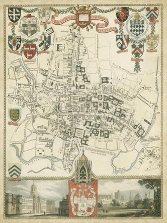 City and University of Oxford