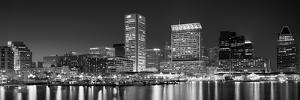 City at the Waterfront, Baltimore, Maryland, USA