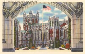 City College, New York City