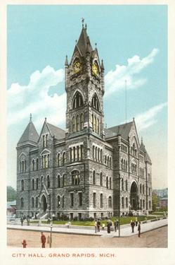 City Hall, Grand Rapids, Michigan