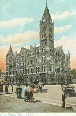 City Hall, Richmond, Virginia