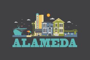 City Living Alameda Asphalt