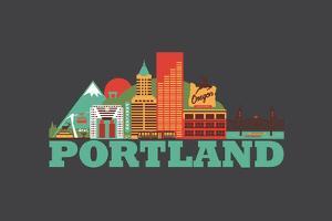 City Living Portland Asphalt