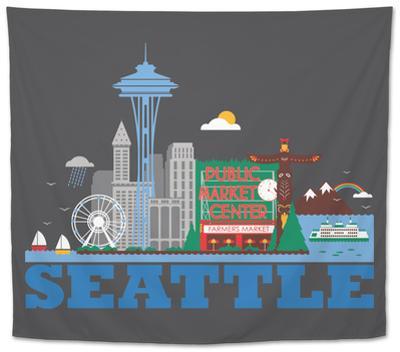 City Living Seattle Asphalt