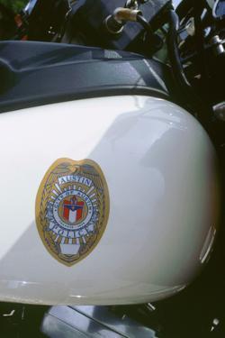 City of Austin,Texas Police bike logo
