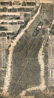 City of New York, c.1897