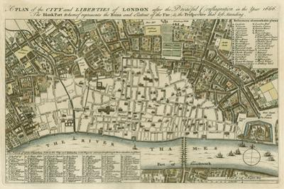 City Plan of London