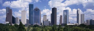 Cityscape, Houston, Texas, USA