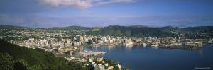 Cityscape of Wellington, New Zealand