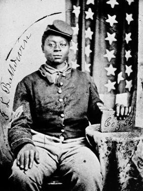 Civil War: Black Soldier