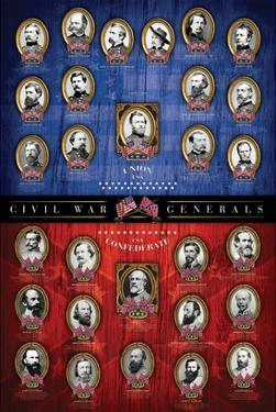Civil War Generals