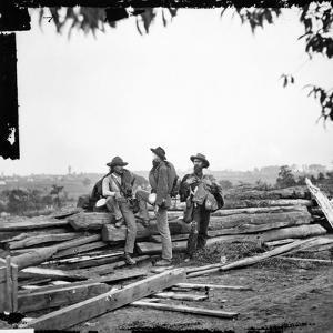 Civil War: Prisoners, 1863
