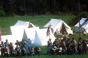 Civil War Reenactment, Tipton Haynes Farm, Johnson City, Tennessee