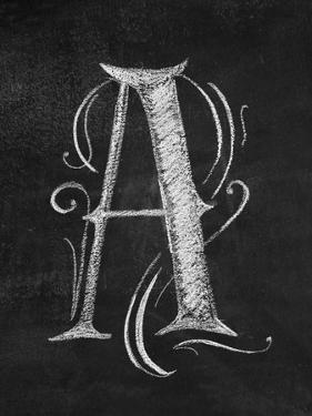 A Curly Chalk Capital by CJ Hughes