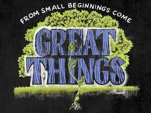 Great Things by CJ Hughes