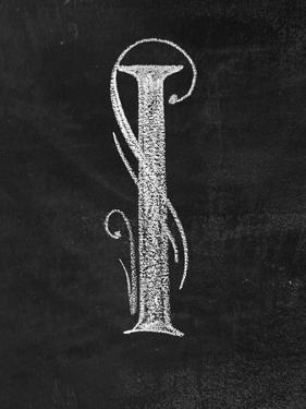 I Curly Chalk Capital by CJ Hughes