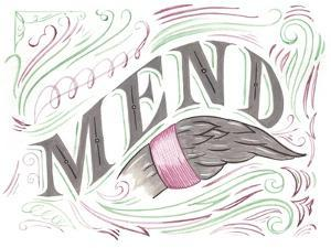 Mend by CJ Hughes