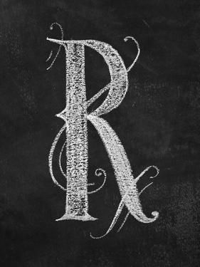 R Curly Chalk Capital by CJ Hughes