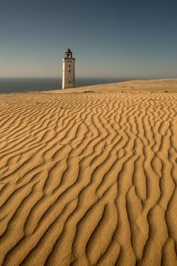 Desert Lighthouse by Claes Thorberntsson