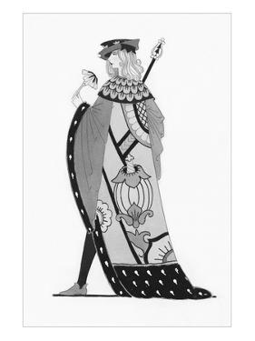 Vogue - July 1922 by Claire Avery