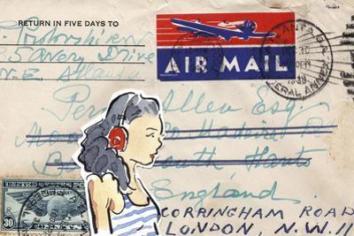 Carte Postal IV
