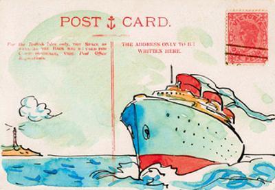 Carte Postal V