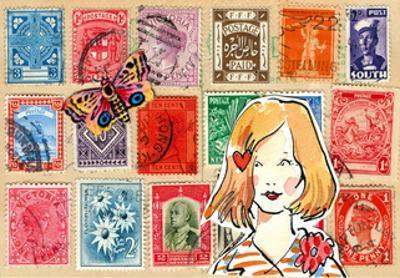 Carte Postal VI