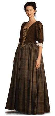 Claire Fraser, Scottish Version - Outlander
