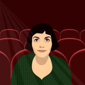 Amelie at the Flix by Claire Huntley
