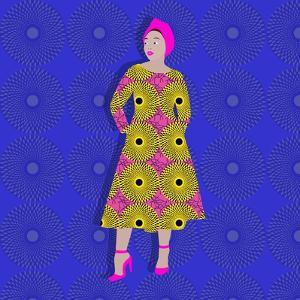 Ankara Wow by Claire Huntley