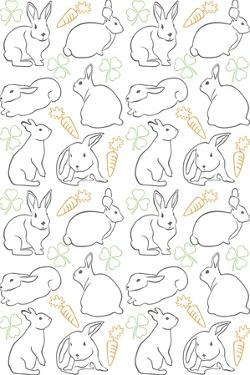 Day Bunnies by Claire Huntley
