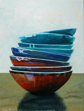 Balance of the Bowls III by Claire Pavlik Purgus