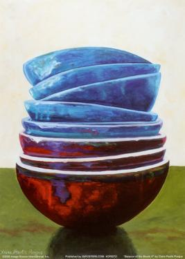 Balance of the Bowls V by Claire Pavlik Purgus