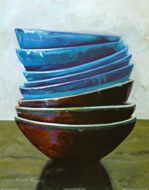 Balance of the Bowls VI by Claire Pavlik Purgus