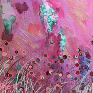 Pink and Blue by Claire Westwood