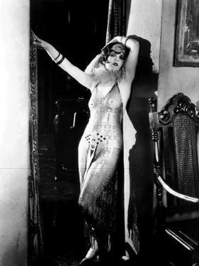 Clara Bow, Ca. 1925-26