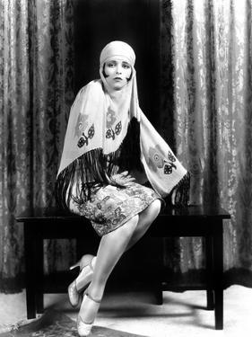 Clara Bow, ca. Late 1920s