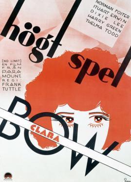 Clara Bow No Limit
