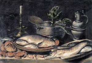 Table by Clara Peeters