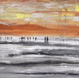 Beach II by Clara Summer