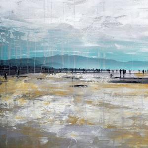 Beach III by Clara Summer