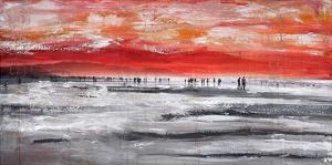 Beach IV by Clara Summer