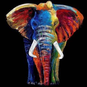 Great Elephant by Clara Summer