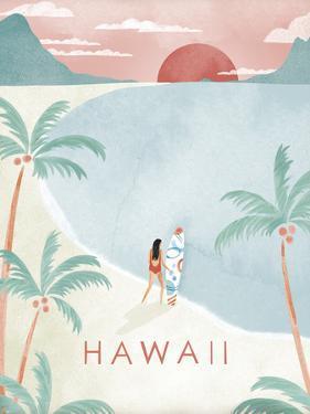 A Postcard From Hawaii by Clara Wells