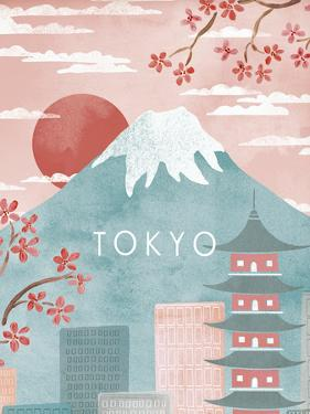 A Postcard From Tokyo by Clara Wells