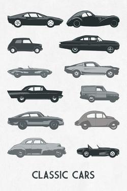 Classic Cars by Clara Wells