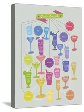Classic Cocktails by Clara Wells