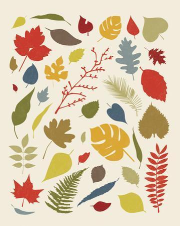 Falling Leaves by Clara Wells