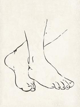 Foot Prints by Clara Wells
